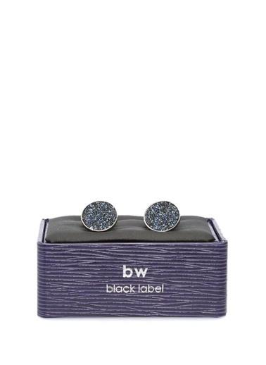 Babette Wasserman Kol Düğmesi Mavi